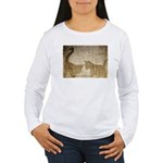 Shadow Kittens Women's Long Sleeve T-Shirt