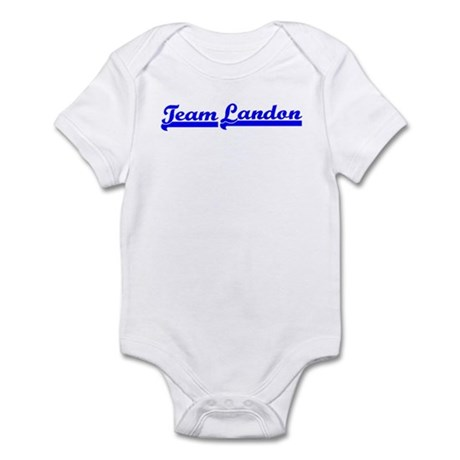 Team Name Customize! Infant Bodysuit