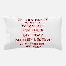 parachute Pillow Case