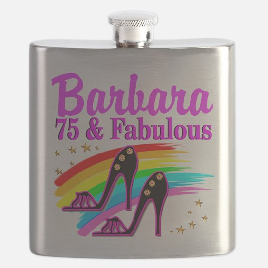 75TH CELEBRATION Flask