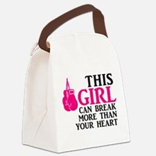 This Girl Canvas Lunch Bag
