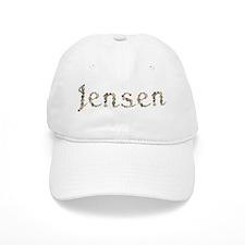 Jensen Seashells Baseball Baseball Cap