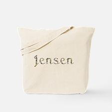Jensen Seashells Tote Bag