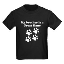 My Brother Is A Great Dane T-Shirt