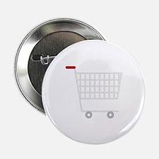 """Shopping Cart 2.25"""" Button (10 pack)"""