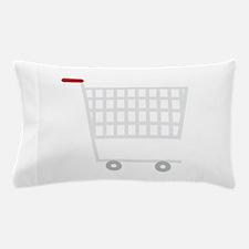 Shopping Cart Pillow Case