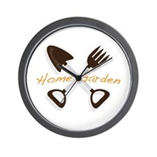 Home Garden Wall Clock
