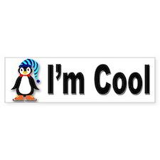 I'm Cool Bumper Bumper Sticker