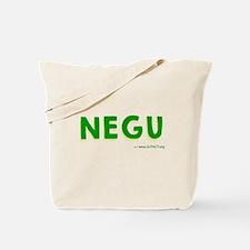 NEGU Tote Bag