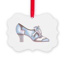 OLD FASHIONED SHOE Ornament