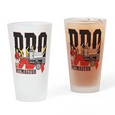 BBQ Pit master Drinking Glass