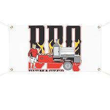 BBQ Pit master Banner