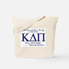 KDP-Blue Tote Bag