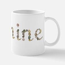 Jasmine Seashells Mugs