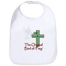 Bird of Pray Bib