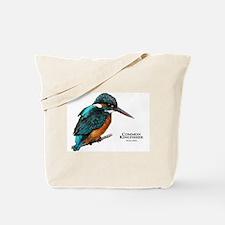 Common Kingfisher Tote Bag