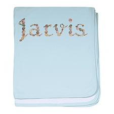 Jarvis Seashells baby blanket