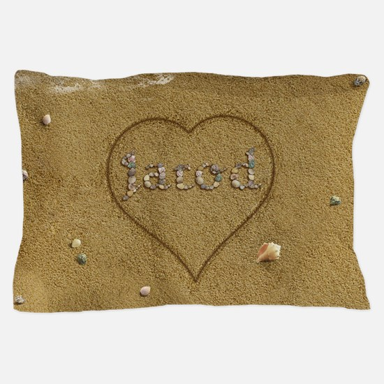 Jarod Beach Love Pillow Case