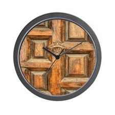 Door Master Wall Clock