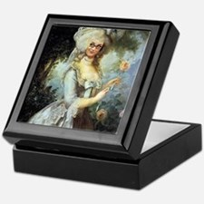 Marie-Antoinette 2015 Keepsake Box