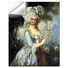 Marie-Antoinette 2015 Wall Decal