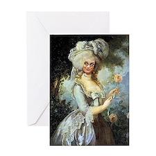 Marie-Antoinette 2015 Greeting Card