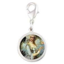 Marie-Antoinette 2015 Silver Round Charm