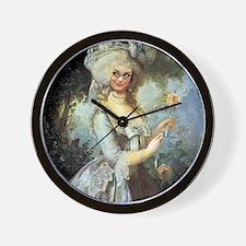 Marie-Antoinette 2015 Wall Clock