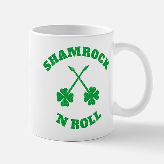 Shamrock 'n Roll Mugs