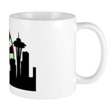 Emerald City Dart Club Mug