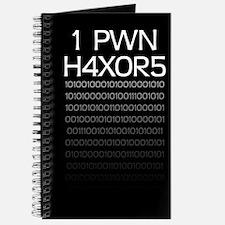 'H4X0R5' Journal