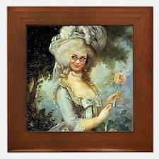 Marie-Antoinette 2015 Framed Tile