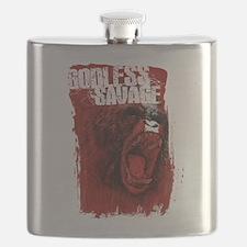 Godless Savage Flask