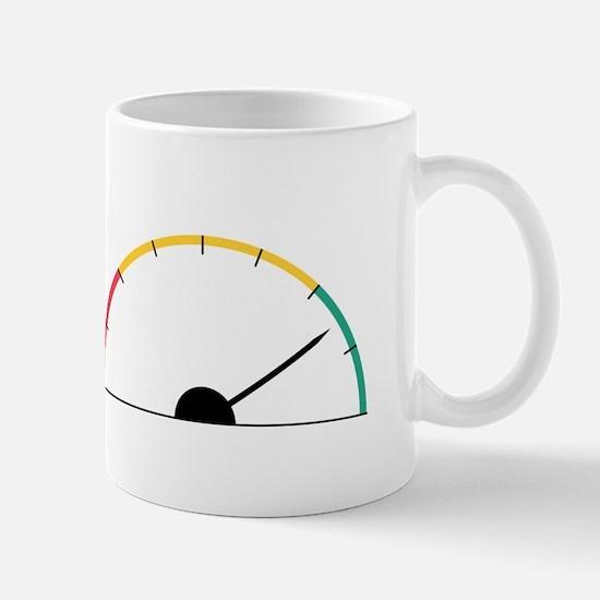 Speed Gauge Mugs