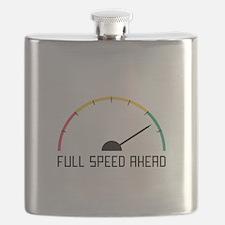 Like Me, Pin Me, Follow Me Flask