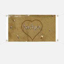 Jadyn Beach Love Banner