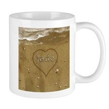 Jade Beach Love Mug