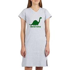 Herbivore Green Women's Nightshirt