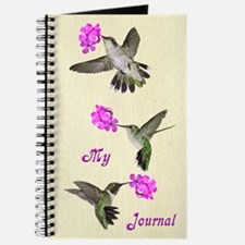 Flying Jewels Journal