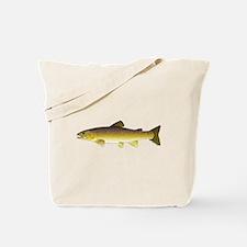 Cute Trout Tote Bag