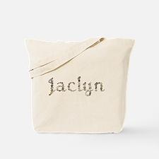 Jaclyn Seashells Tote Bag