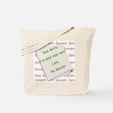 Basenji Nice Tote Bag