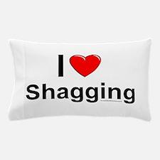 Shagging Pillow Case