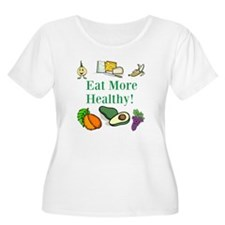 Diet Resolution Week Plus Size T-Shirt