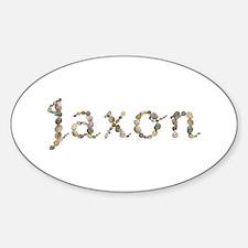 Jaxon Seashells Oval Decal