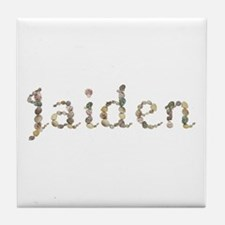 Jaiden Seashells Tile Coaster