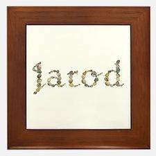 Jarod Seashells Framed Tile
