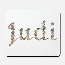 Judi Seashells Mousepad