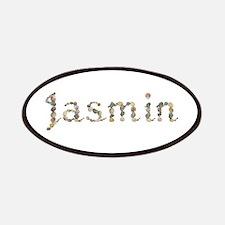 Jasmin Seashells Patch
