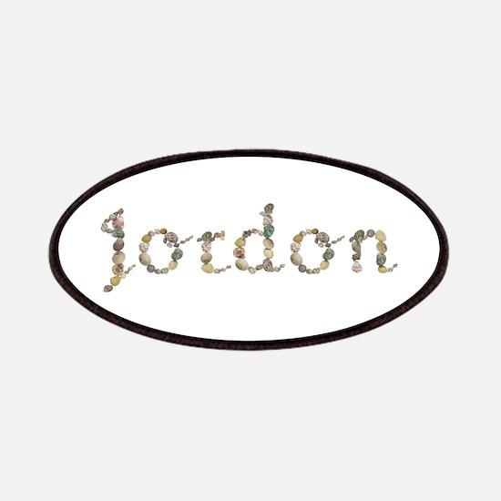 Jordon Seashells Patch